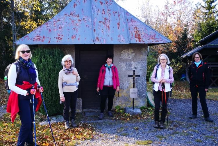 Kapelle am Gugelturm