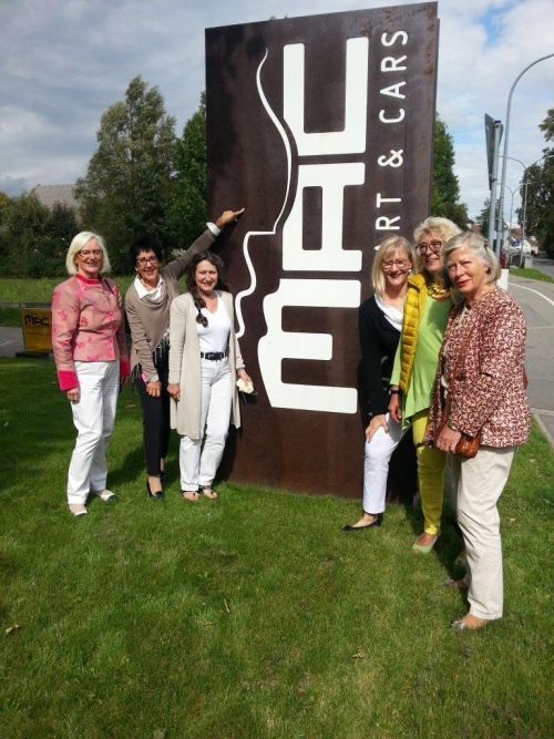 Zonta Sommerfest am Bodensee 2014